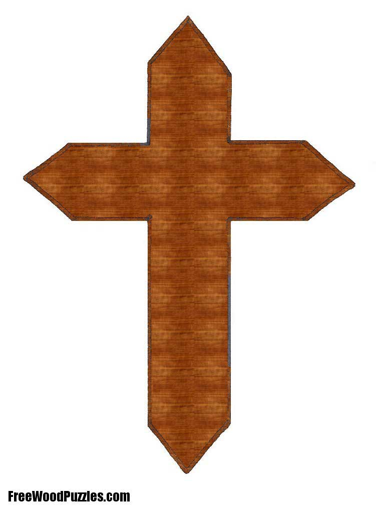 Wooden Cross Patterns Free