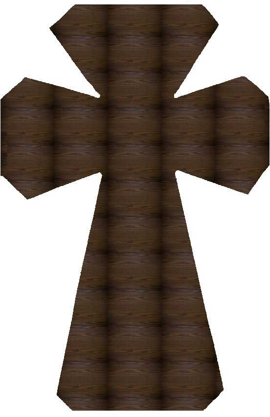 Printable Wood Cross Patterns